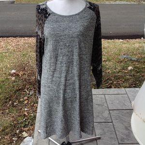 Brand new tacera sweater dress.